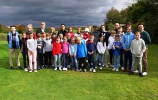 Jugend Saisonabschluss sponsored by Förderverein jugendlicher Golfer 010101
