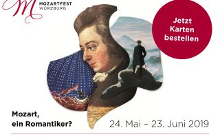 Mozartfest 2019 Bildschirm
